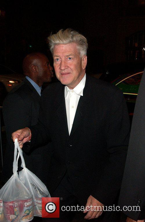 David Lynch Hard Rock Hosts Imagine There's No...