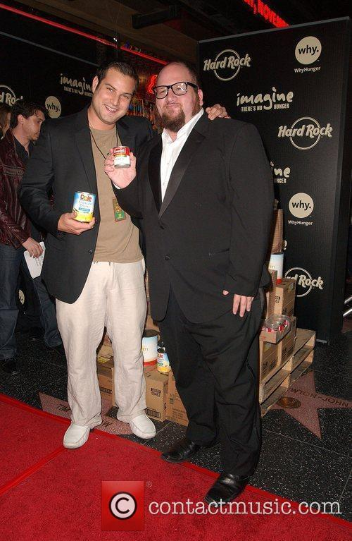 Max Adler and Stephen Kramer Glickman Hard Rock...
