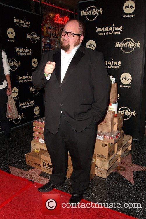 Stephen Kramer Glickman Hard Rock Hosts Imagine There's...