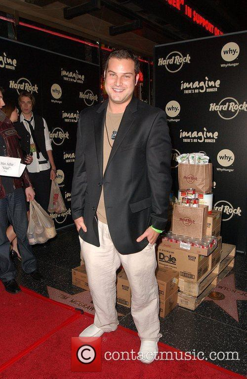 Max Adler Hard Rock Hosts Imagine There's No...