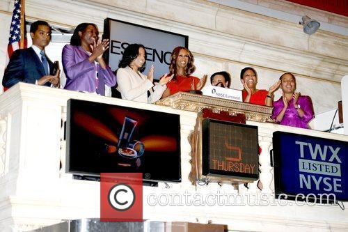 Essence magazine celebrate their 40th anniversary at the...