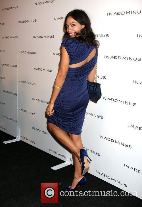 Rosario Dawson and Minus 4
