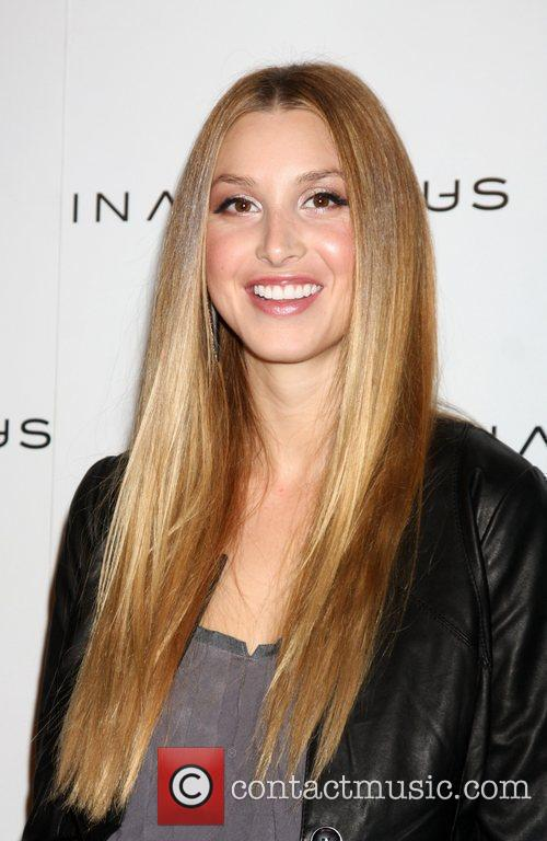 Whitney Port and Minus 1