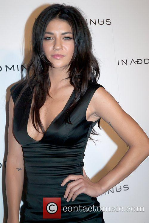 Jessica Szohr and Minus 4