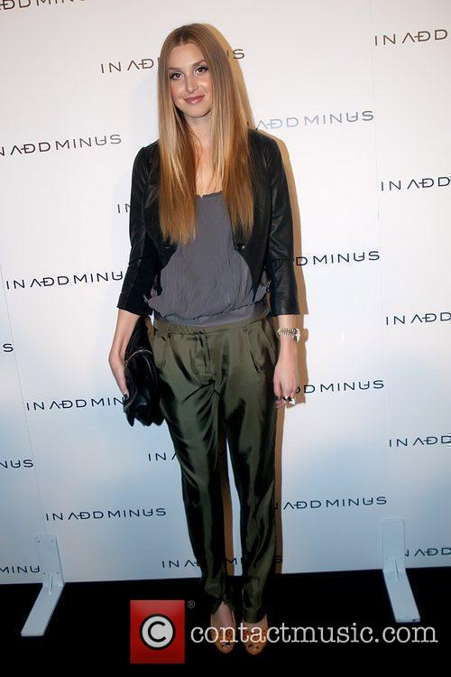 Whitney Port and Minus 2