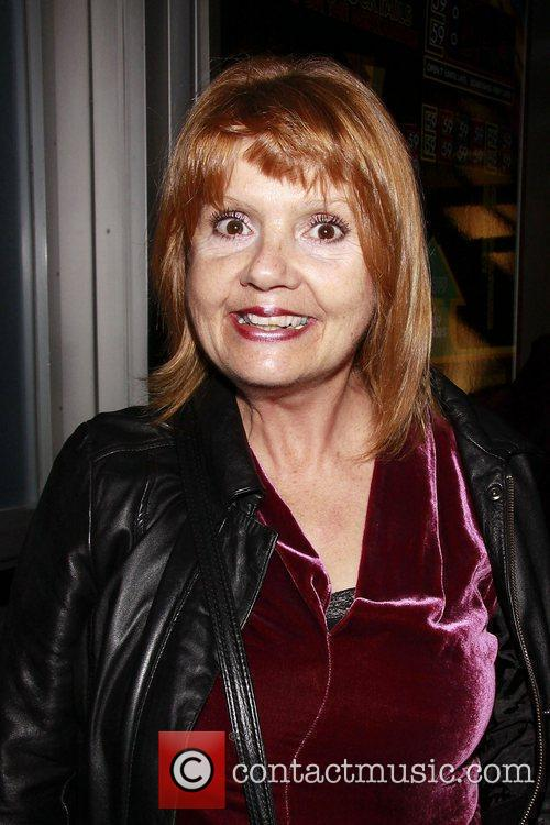 Annie Golden Opening night of the new Off-Broadway...