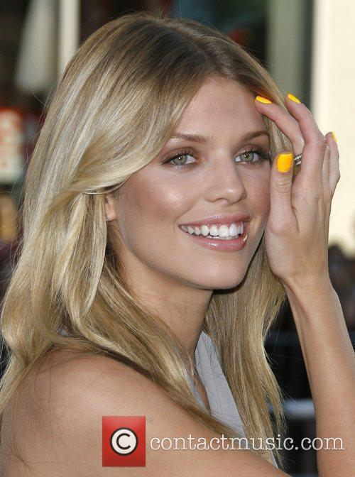 AnnaLynne McCord and Bros 2