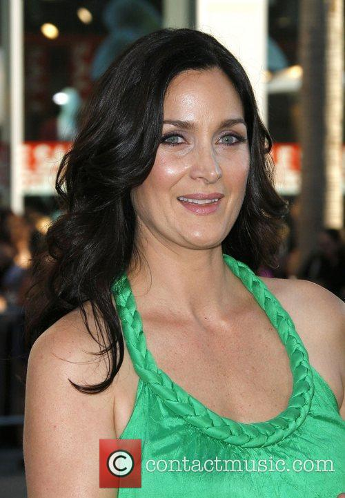 Carrie-anne Moss and Bros 1