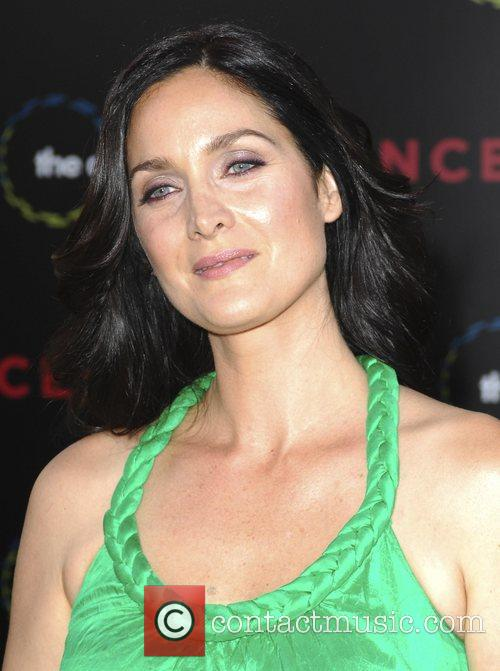 Carrie-anne Moss and Bros 7