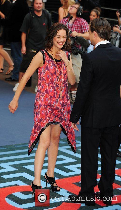 Marion Cotillard and Leonardo DiCaprio 4
