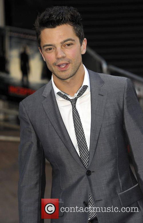 World premiere of 'Inception' at the Odeon cinema...