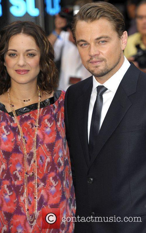 Marion Cotillard and Leonardo Dicaprio 11