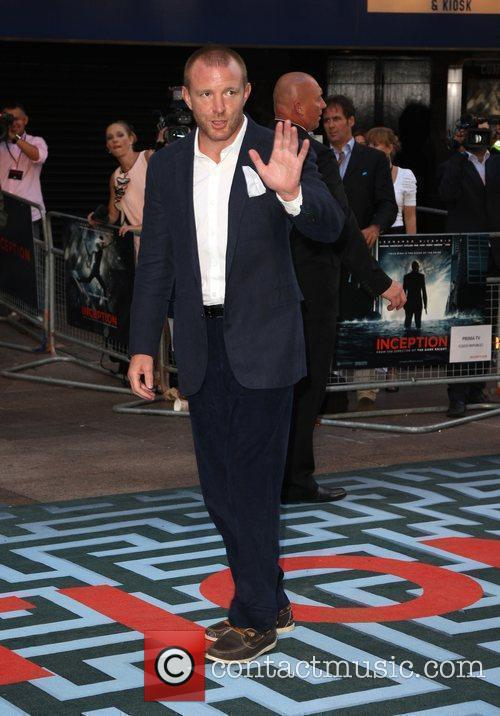 The world premiere of Inception at the Odeon...