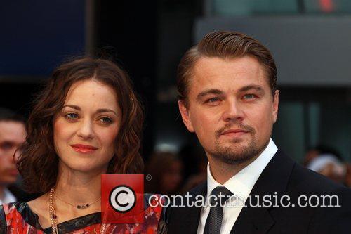 Marion Cotillard and Leonardo Dicaprio 7