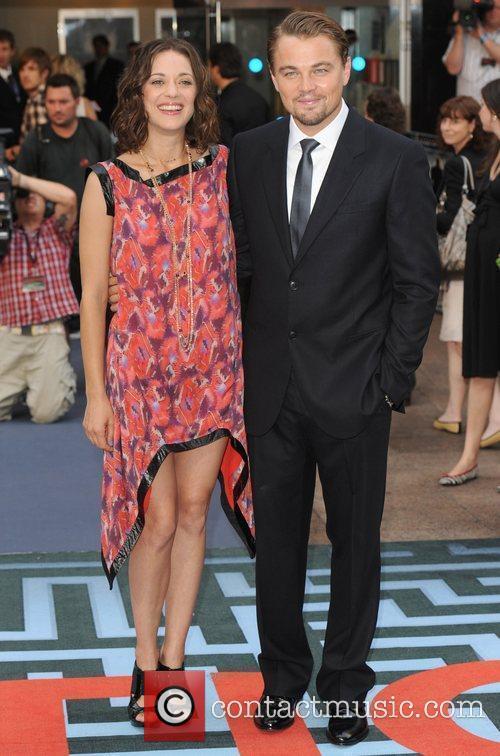 Marion Cotillard and Leonardo DiCaprio 5