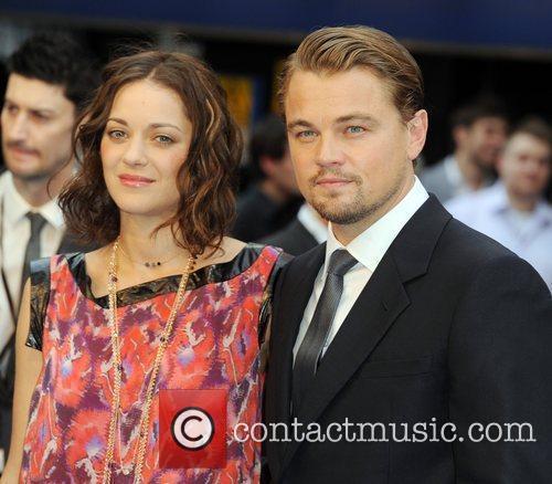Marion Cotillard, Leonardo DiCaprio