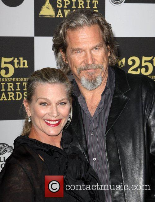jeff bridges wife. house Jeff Bridges attends the