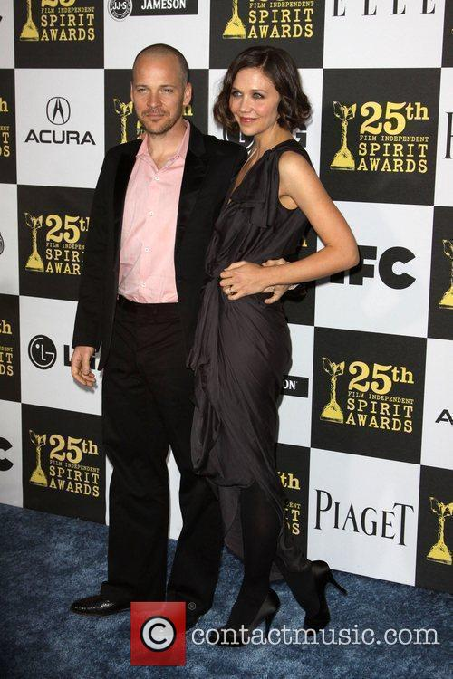 Peter Sarsgaard and Maggie Gyllenhaal 2