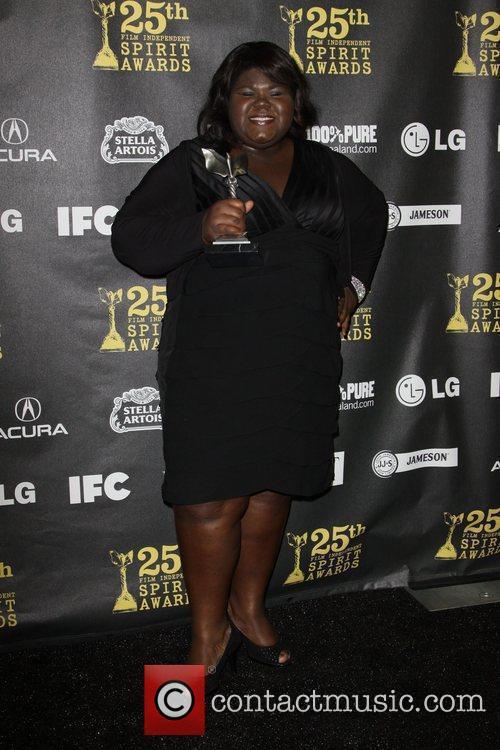 Gabourey Sidibe, Independent Spirit Awards