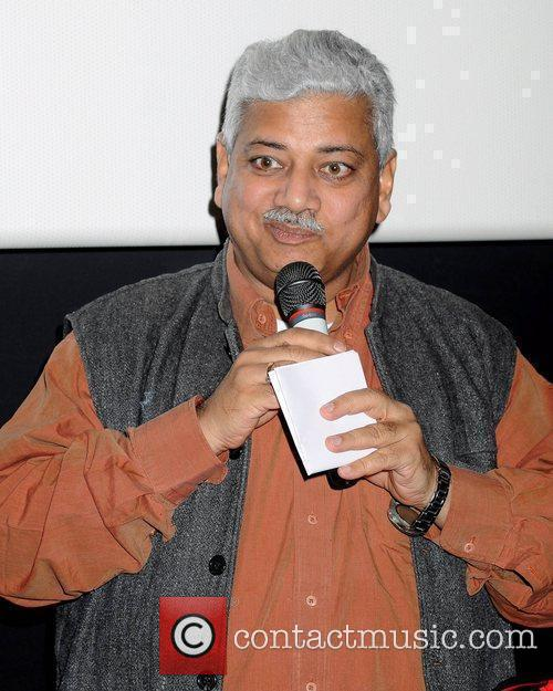Atul Tiwari Official opening of The Indian Film...