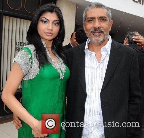 Hira Shah, Prakash Jha Official opening of The...