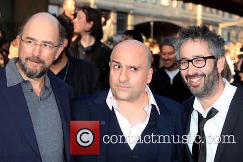 Richard Schiff and Omid Djalili 2