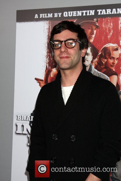 B.J. Novak 'Inglourious Basterds' Blu-Ray and DVD Launch...