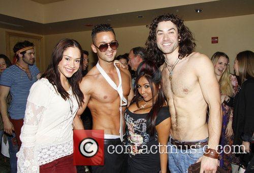 Diana DeGarmo, Mike 'The Situation' Sorrentino, Nicole 'Snooki'...