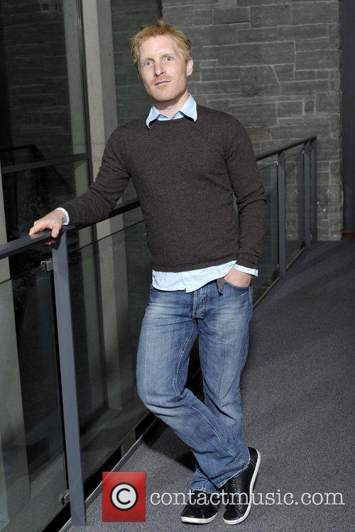 Owen Eric Wood  poses for the filmmaker...