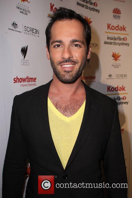 Alex Dimitriades The 2010 Inside Film IF Awards...