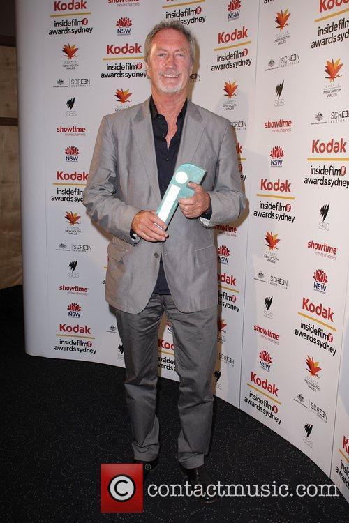 Bryan Brown The 2010 Inside Film IF Awards...
