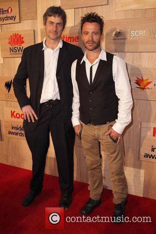 Damian Walshe-Howling The 2010 Inside Film IF Awards...