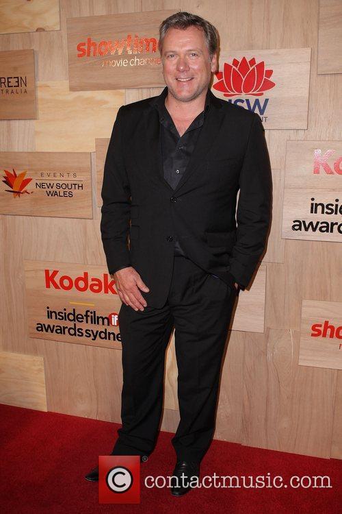 Erik Thomson The 2010 Inside Film IF Awards...