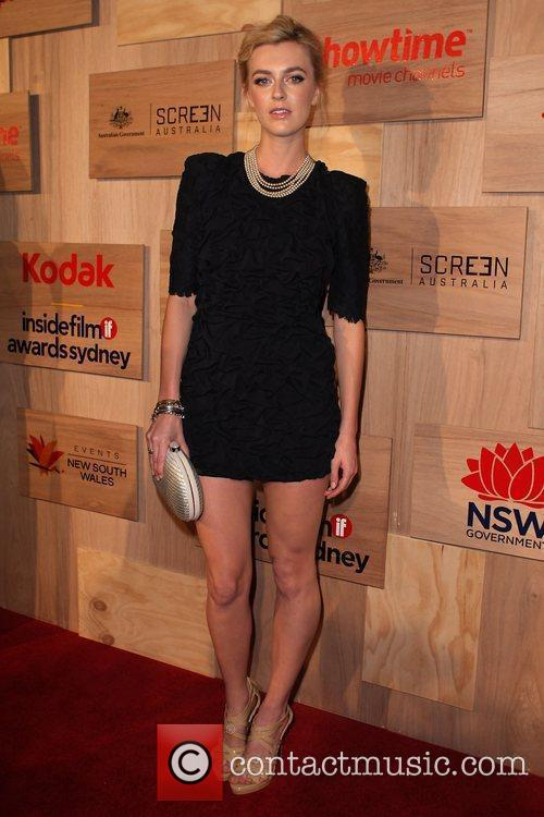 Gracie Otto The 2010 Inside Film IF Awards...