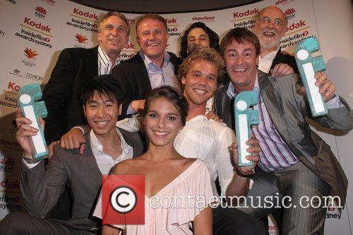 IF Award recipients The 2010 Inside Film IF...