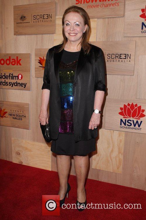 Jackie Weaver The 2010 Inside Film IF Awards...