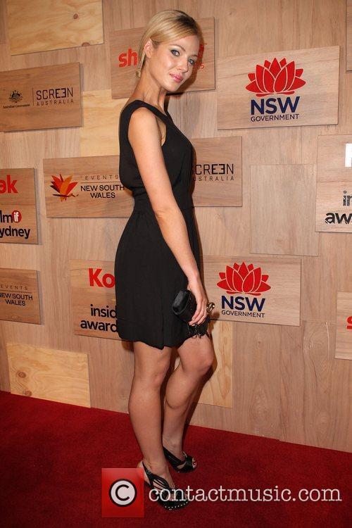 Jessica Marais The 2010 Inside Film IF Awards...