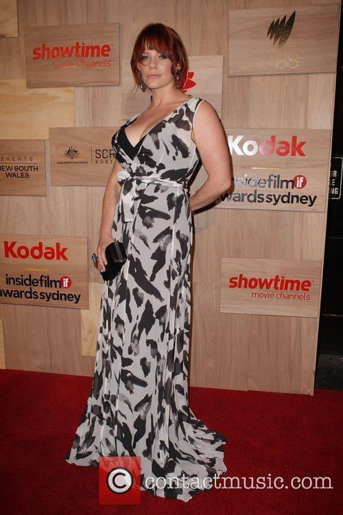 Katherine Hicks The 2010 Inside Film IF Awards...