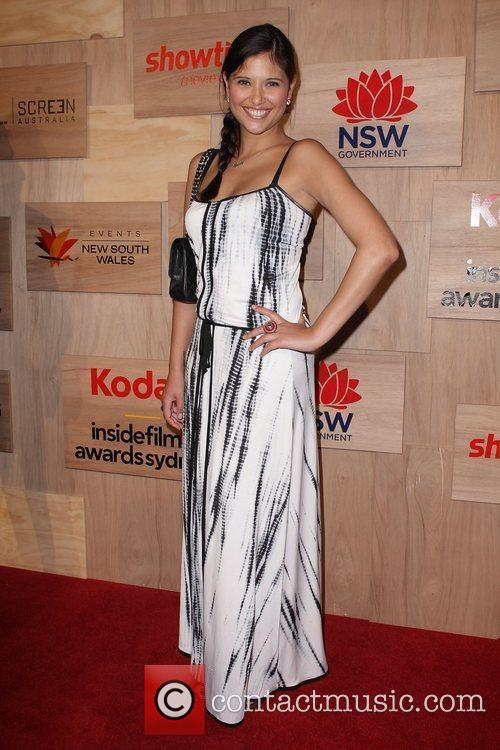 Lyndsey Rodrigues The 2010 Inside Film IF Awards...