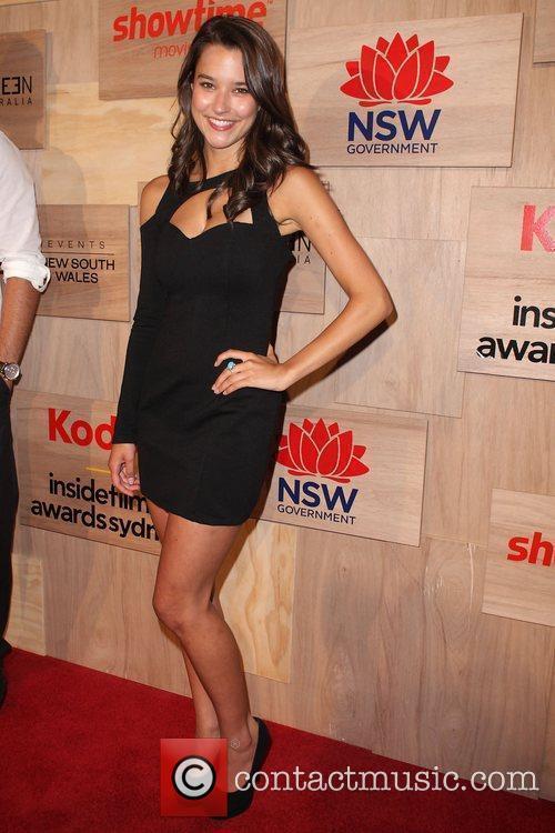 Rhiannon Fish The 2010 Inside Film IF Awards...