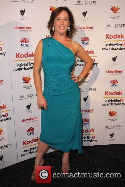Sacha Horler The 2010 Inside Film IF Awards...