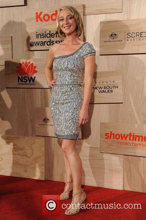Asher Keddie The 2010 Inside Film IF Awards...