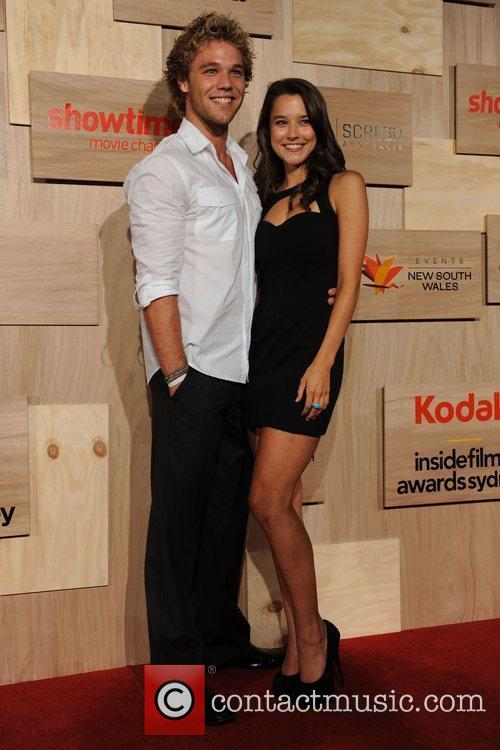 Lincoln Lewis and Rhiannon Fish The 2010 Inside...