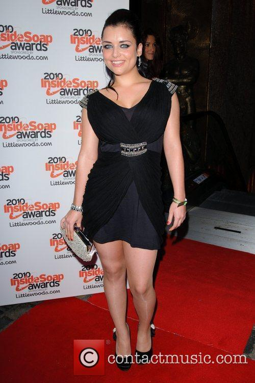 The Inside Soap Awards 2010 - Arrivals
