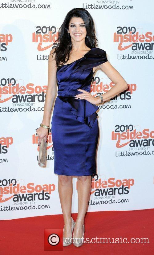 Natalie Anderson The Inside Soap Awards 2010 -...