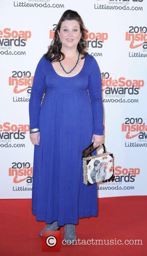 Patti Clare The Inside Soap Awards 2010 -...