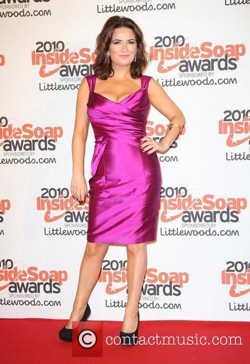 Debbie Rush The Inside Soap Awards 2010 -...