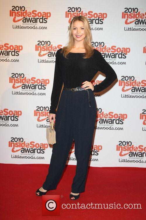 Jodie Gold The Inside Soap Awards 2010 -...