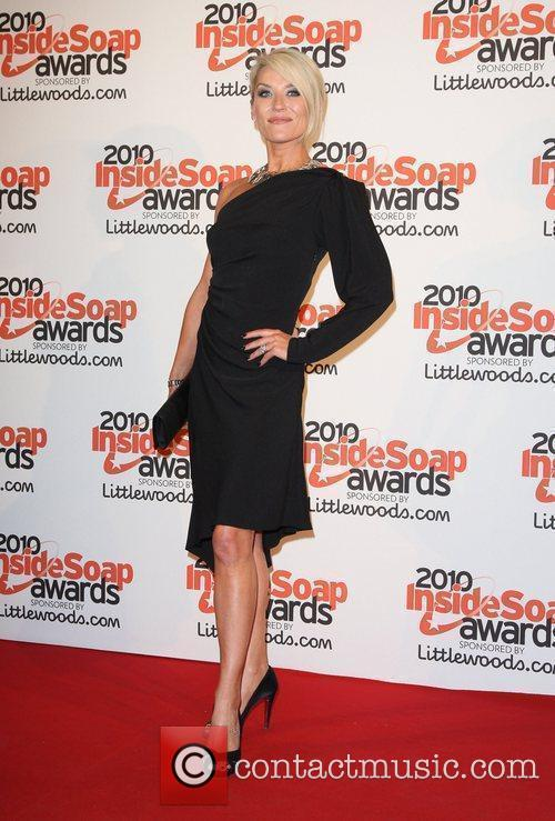 Zoe Lucker The Inside Soap Awards 2010 -...