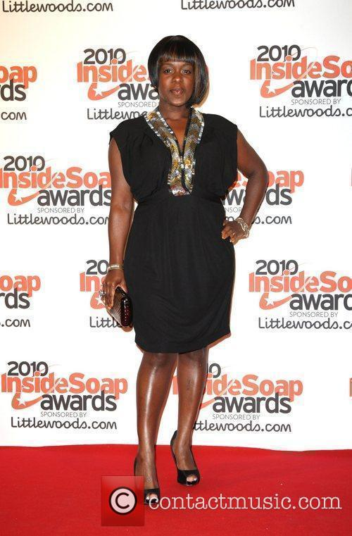 ameka Empson The Inside Soap Awards 2010 -...